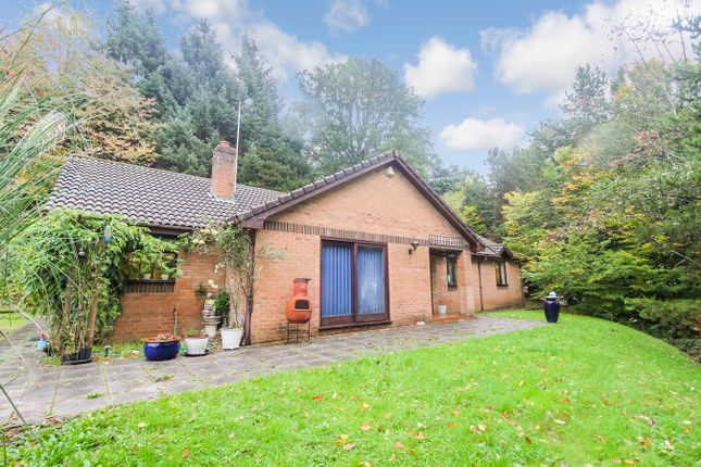 Thumbnail Detached bungalow for sale in Coed Hafod, Six Bells, Abertillery