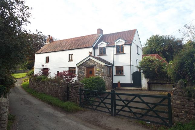 Thumbnail Detached house for sale in Green Cottage, Llanmadoc, Gower