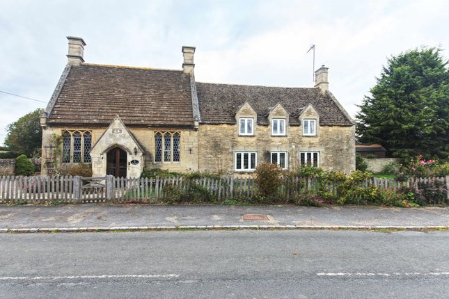 Thumbnail Detached house for sale in Little Oakley, Northamptonshire