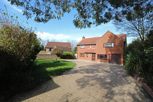 Thumbnail Detached house to rent in Abbey Road, Bradwell, Buckinghamshire