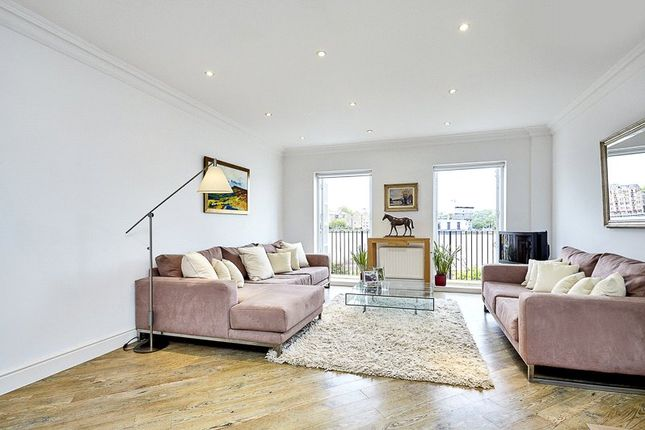 Thumbnail Property for sale in National Terrace, Bermondsey Wall East, London