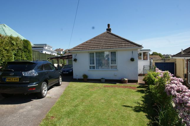 Thumbnail Detached bungalow for sale in Marldon Road, Paignton