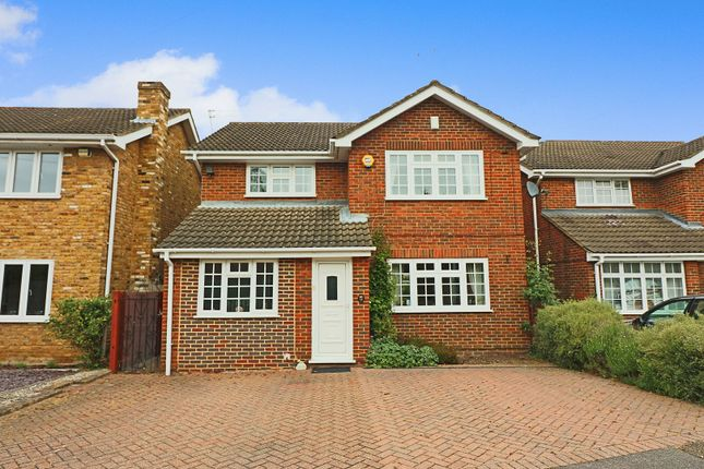 Thumbnail Detached house for sale in Squirrels Close, Uxbridge
