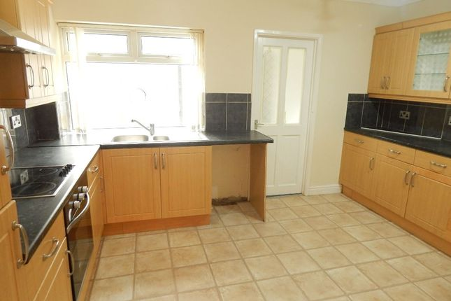 Thumbnail Terraced house to rent in Part Street, Blaina
