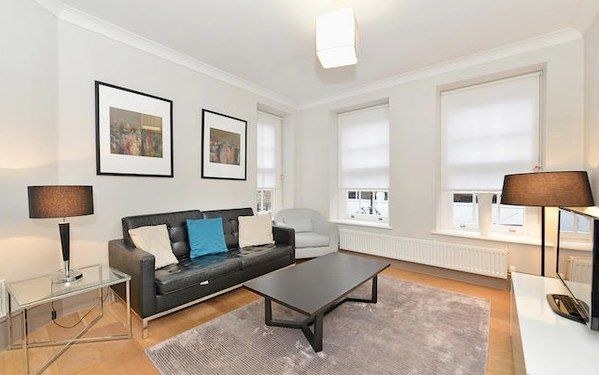 Thumbnail Property to rent in New Cavendish Street, London