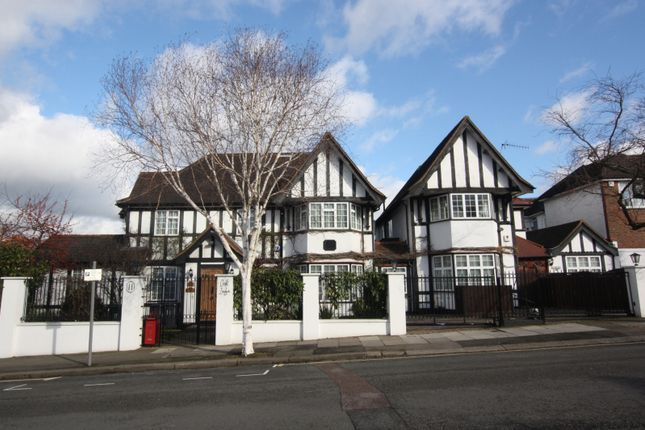 Thumbnail Property to rent in Western Avenue, London