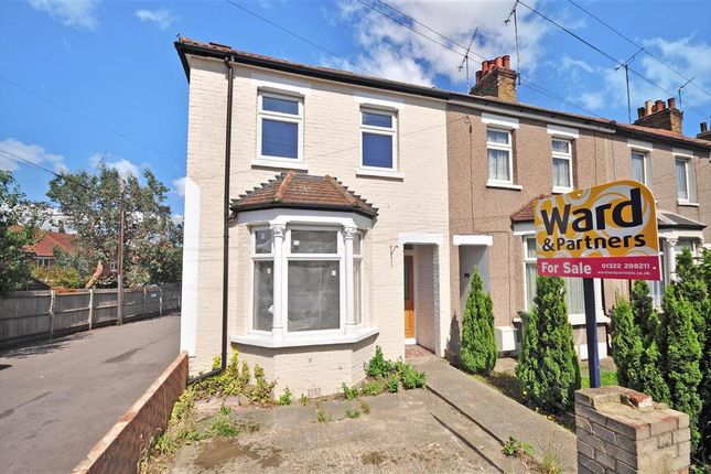 Thumbnail Semi-detached house for sale in Hawley Road, Dartford, Kent