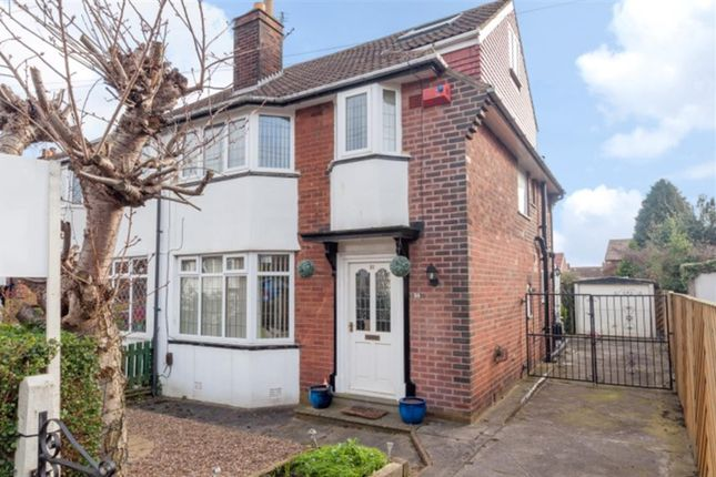 Thumbnail Semi-detached house for sale in Greenhill Drive, Bramley