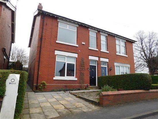 Thumbnail Property to rent in Blackburn Road, Higher Wheelton, Chorley