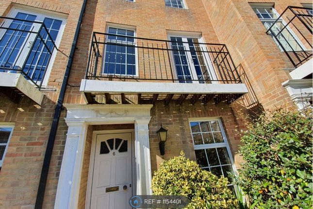 Thumbnail Terraced house to rent in Holly Lodge, Poole