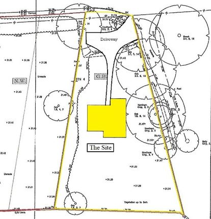 Thumbnail Land for sale in Bromley Road, Elmstead, Essex