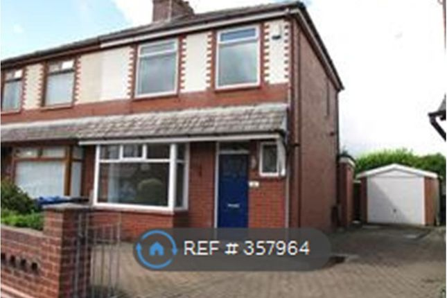 Thumbnail Semi-detached house to rent in Heeley Street, Wigan