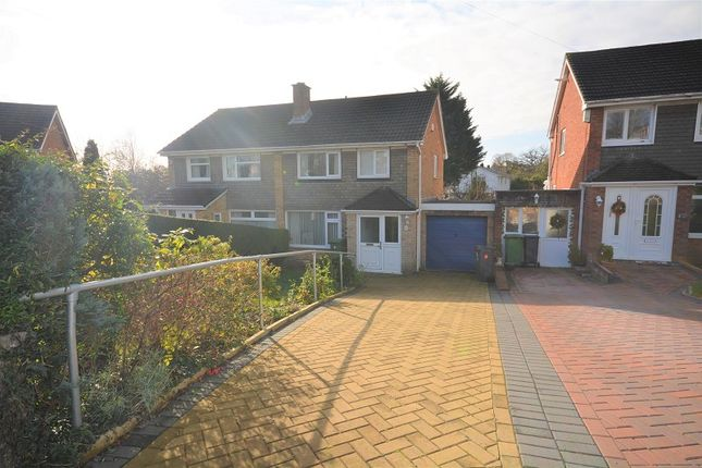 Thumbnail Semi-detached house for sale in South View Drive, Rumney, Cardiff.