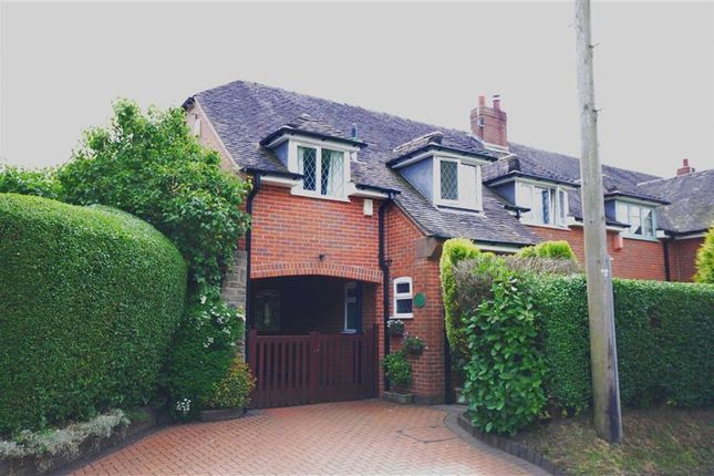 Thumbnail Semi-detached house for sale in Lightwood Road, Lightwood, Longton, Stoke-On-Trent