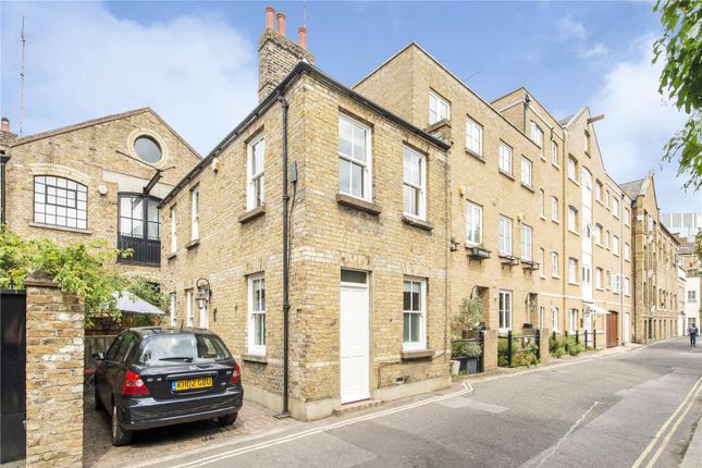 Thumbnail End terrace house for sale in Theed Street, Southbank, London