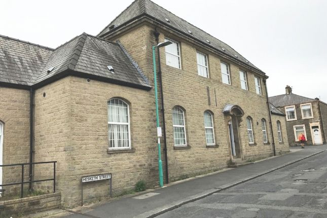 Thumbnail Office for sale in Hesketh Street, Great Harwood