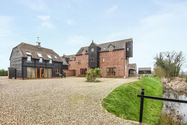 Thumbnail Detached house for sale in Drayton, Oxfordshire OX14,