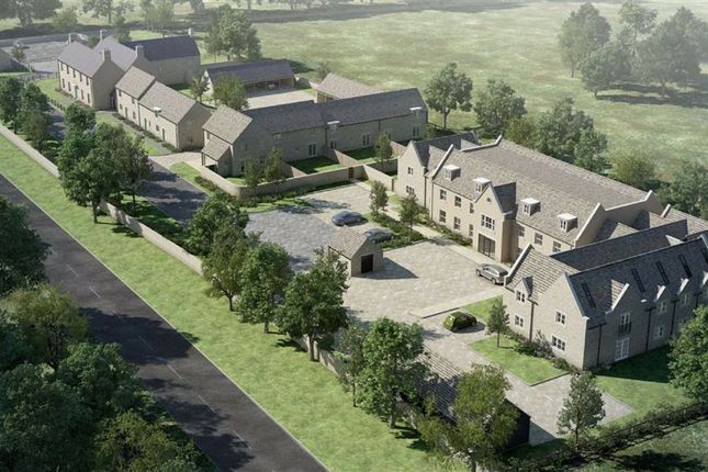 Thumbnail Flat for sale in Riverview, Nr Burford, Oxfordshire