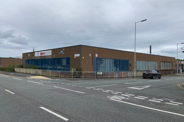 Thumbnail Warehouse for sale in 5 Russell Road, Birkenhead