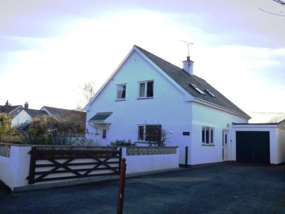 Thumbnail Detached house for sale in Tyn Y Mur Estate, Morfa Nefyn, Pwllheli, Gwynedd