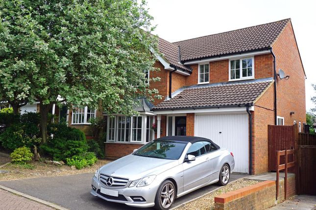 Thumbnail Detached house for sale in Benslow Lane, Hitchin