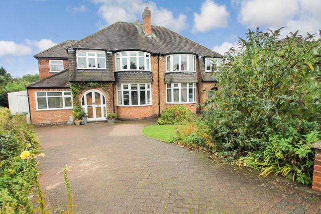 4 bed semi-detached house for sale in Wroxall Road, Solihull