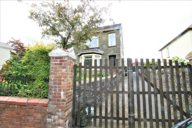Thumbnail Detached house for sale in Gilfach Road, Tonyrefail, Porth
