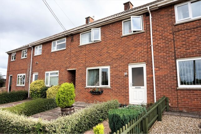 Thumbnail Semi-detached house for sale in Blackmore Road, Tiverton