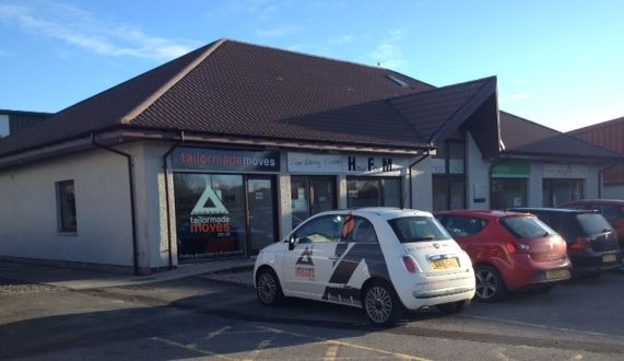 Office to let in Sir Walter Scott Drive, Inverness
