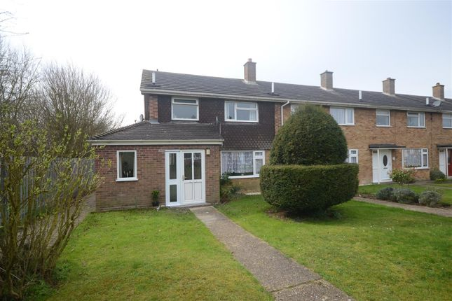 3 bed terraced house for sale in Low Street, Crownthorpe, Wicklewood, Wymondham
