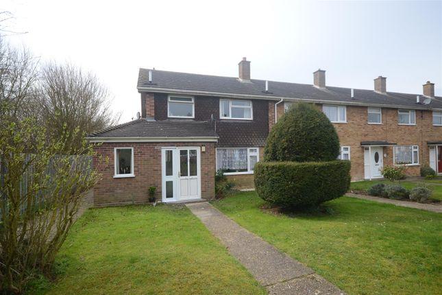 Terraced house for sale in Pople Street, Wymondham