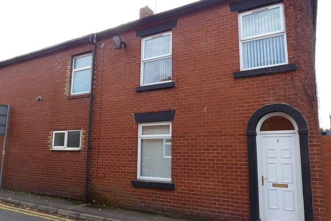 Thumbnail Terraced house to rent in 1 Darlington Street, Coppull