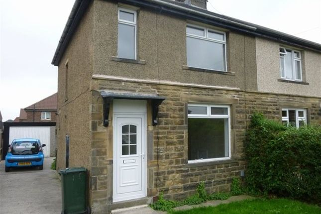 Thumbnail Semi-detached house to rent in Mandale Grove, Wibsey