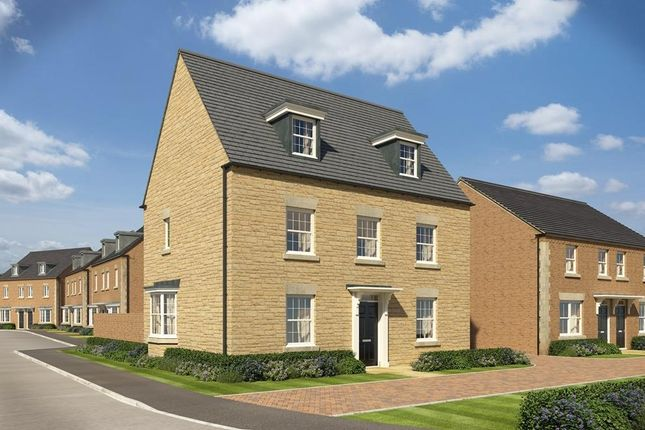"""Thumbnail Detached house for sale in """"Emerson"""" at Popes Piece, Burford Road, Witney"""