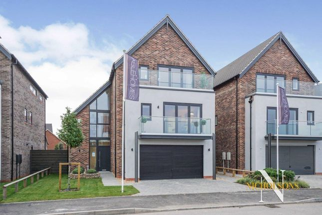 Thumbnail Detached house for sale in Idle Valley Road, Retford, Nottinghamshire