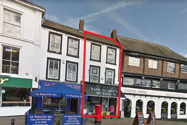 Thumbnail Restaurant/cafe to let in Greenmarket, Carlisle