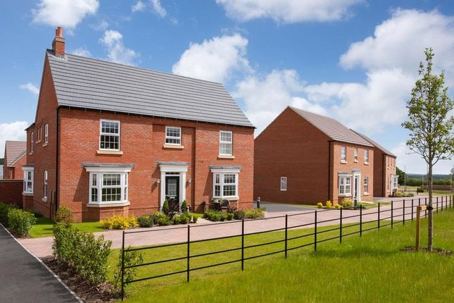 """Thumbnail Detached house for sale in """"Henley"""" at Alton Way, Littleover, Derby"""