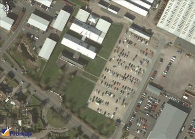 Thumbnail Commercial property for sale in Land At Harlescott Lane, Harlescott Lane, Shrewsbury
