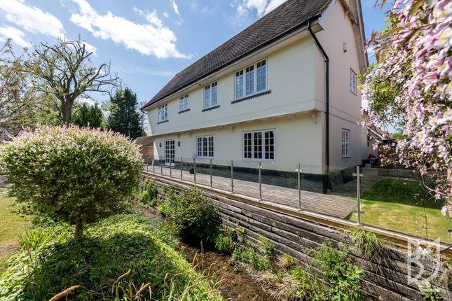 Thumbnail Property for sale in Boxford, Sudbury, Suffolk