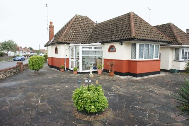 Thumbnail Bungalow for sale in Orchard Mead, Eastwood Road North, Leigh-On-Sea