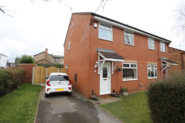 Thumbnail Semi-detached house for sale in Hardinge Street, Fenton