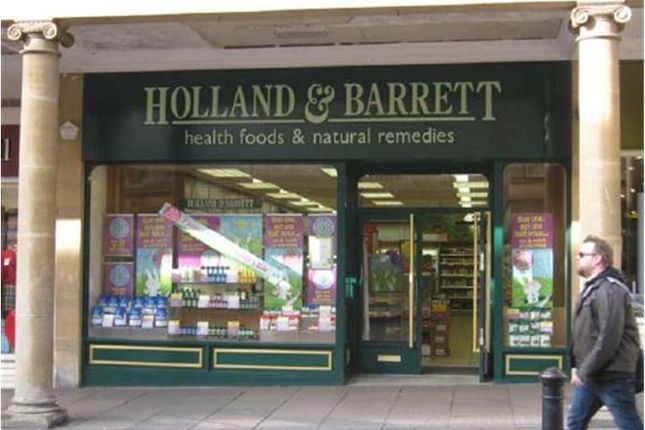 Thumbnail Retail premises for sale in 42, Stall Street, Bath, Somerset, UK