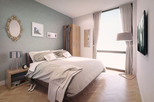 1 bed flat for sale in Phoebe Street, Salford