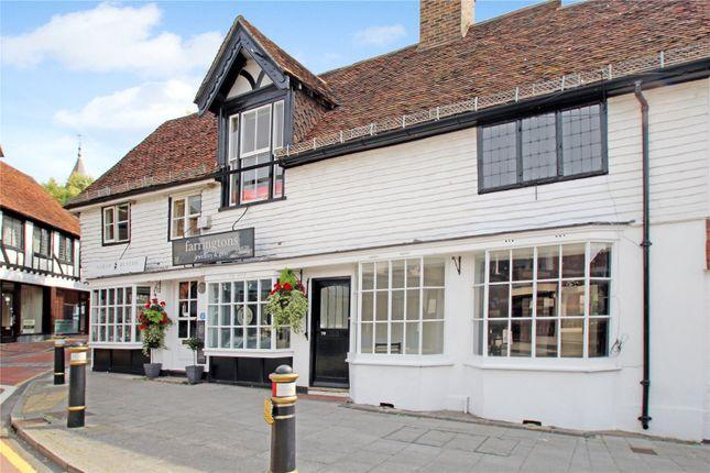 Thumbnail Property for sale in High Street, Edenbridge