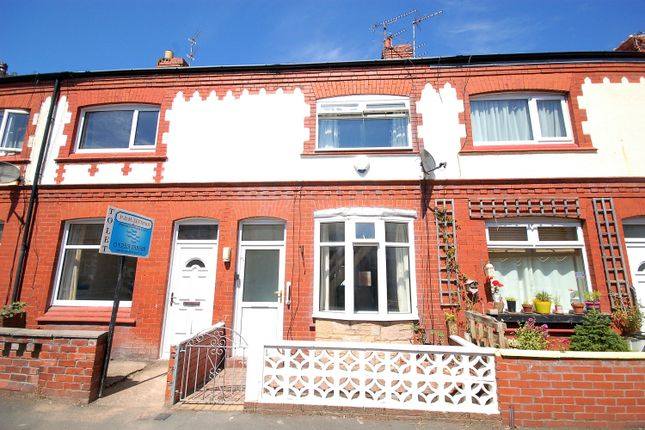 Thumbnail Terraced house to rent in Newcastle Avenue, Blackpool, Lancashire
