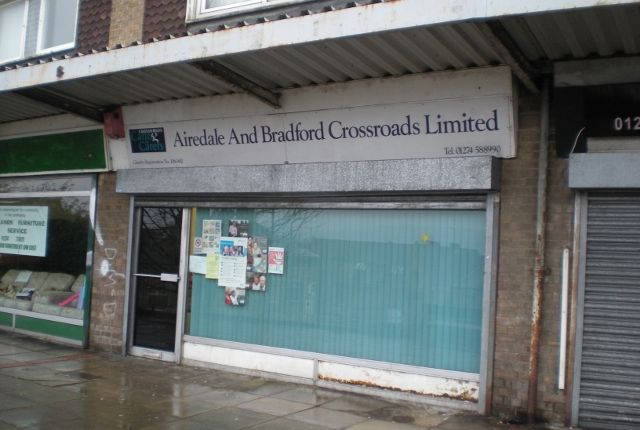 Retail premises to let in Crag Road, Shipley