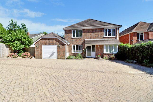 Thumbnail Detached house for sale in Dodwell Lane, Bursledon, Southampton