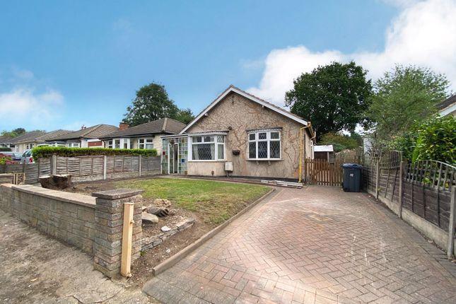 Thumbnail Detached bungalow for sale in 43 Kingstanding Road, Kingstanding, Birmingham