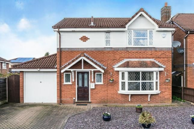 Thumbnail Detached house for sale in Parkway, Westhoughton, Bolton, Greater Manchester