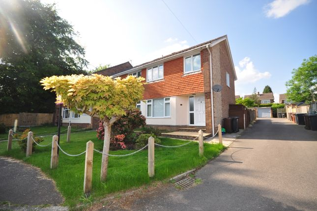 Thumbnail Semi-detached house to rent in Sandridge, Crowborough